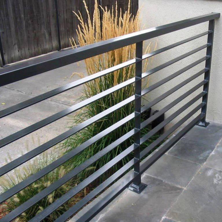 Metalen zwevend terras prijs
