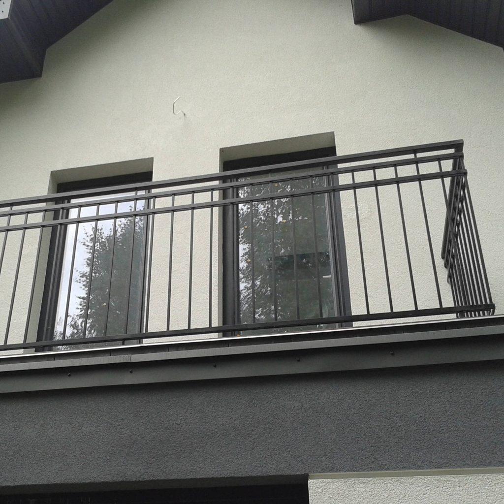 balustrade balcon m tal bsv m tal. Black Bedroom Furniture Sets. Home Design Ideas