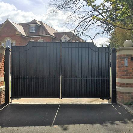 Metalen poorten bestellen