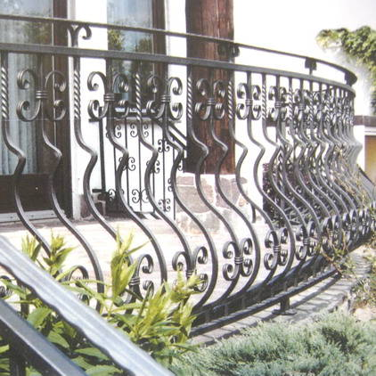 Balustrade Fer Forgé