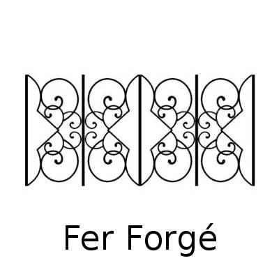 Balustrades Fer Forgé Icon