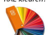ral kleuren betekenis