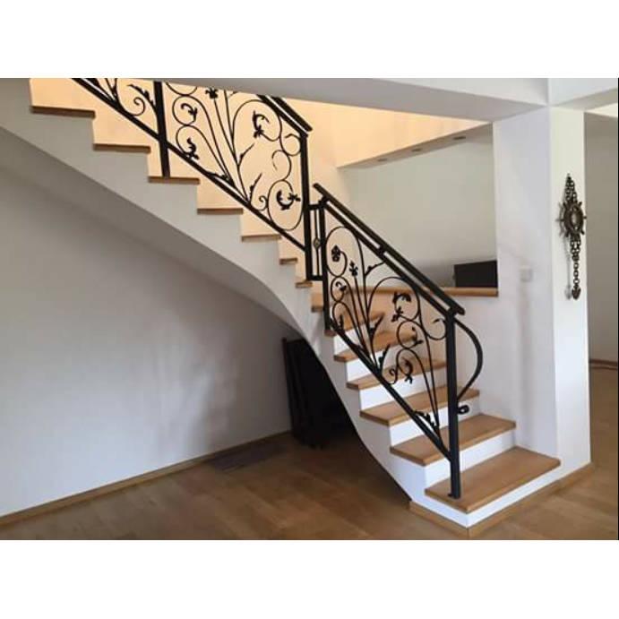 el gante rampe d 39 escalier fer forg bsv m tal. Black Bedroom Furniture Sets. Home Design Ideas