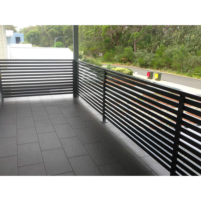 Metalen Balustrade Terras Vlaams-Brabant