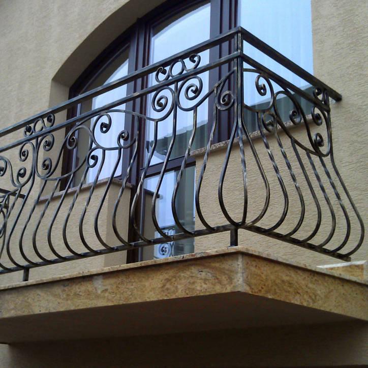 Smeedijzeren terrassen prijzen