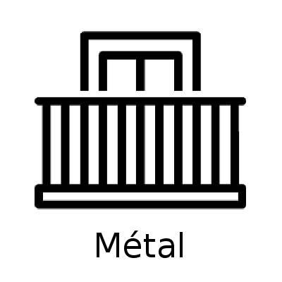 Terrasses Metalliques