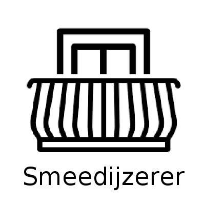 Balkon Smeedijzer