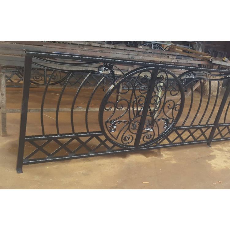 Productie Ijzerwerken Balustrades