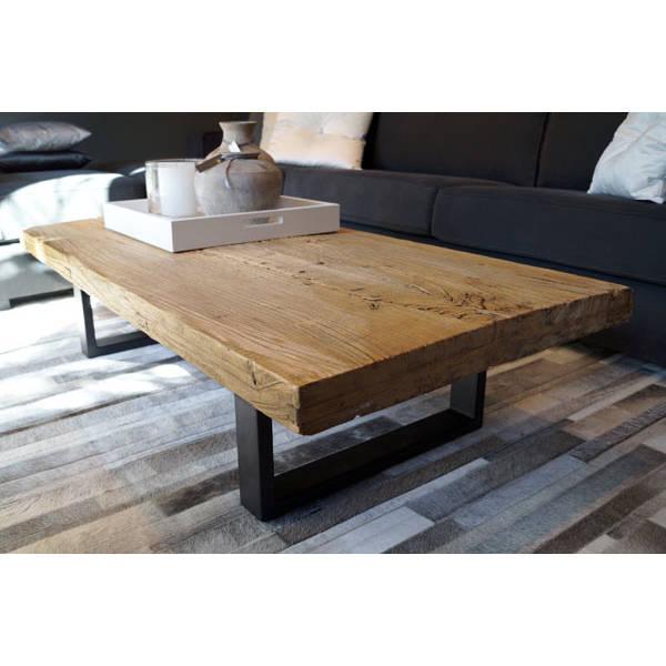 Table à Café Vintage Industriel