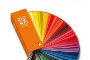 Les couleurs RAL expliqué.