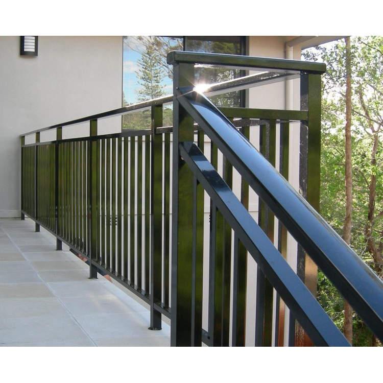 Balustrade Acier Moderne Terrasse