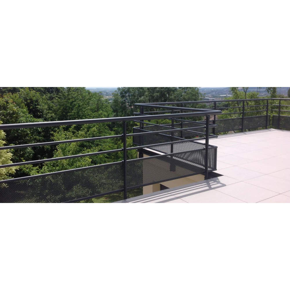 Metalen Leuning Balkon Ijzer